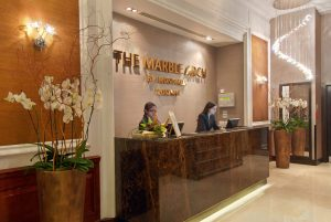 marble arch by montcalm