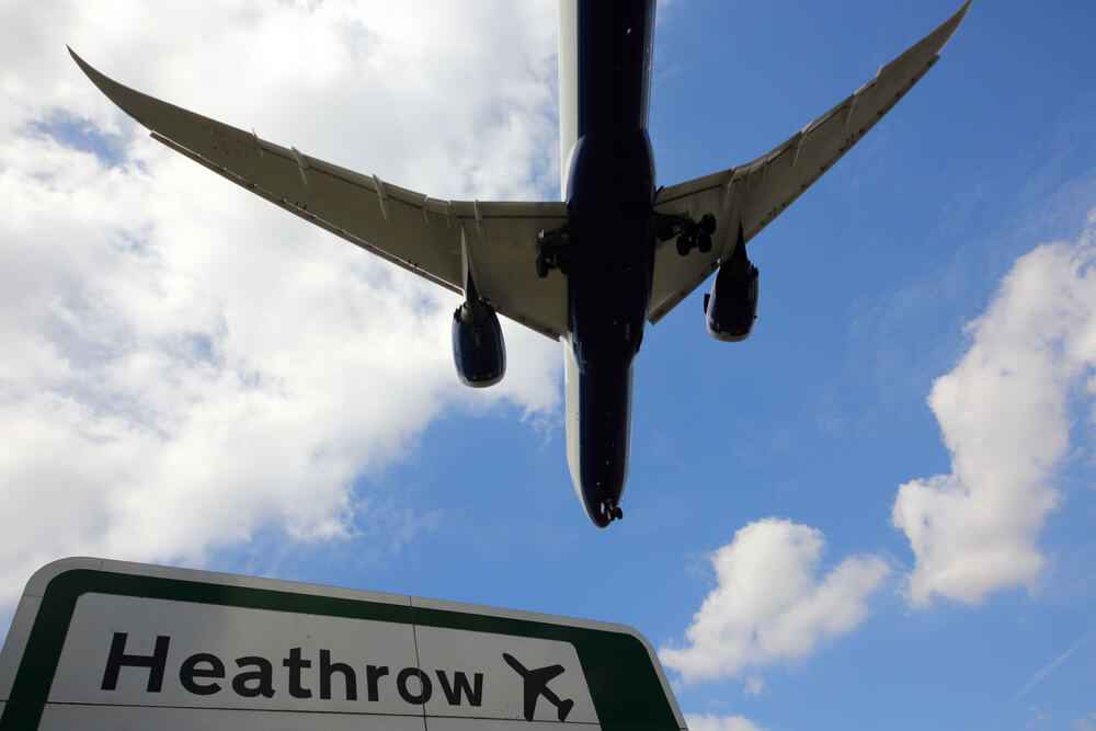 Heathrow Airport guide london