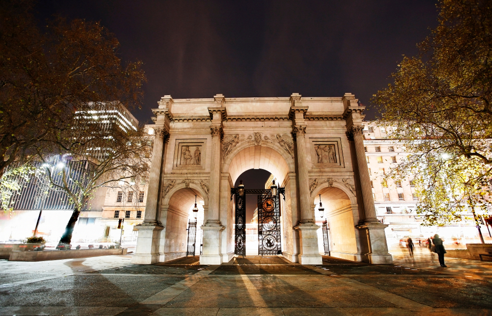 marble arch