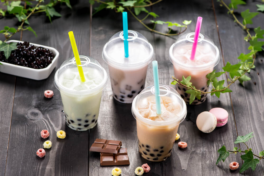 Bubble Tea in London