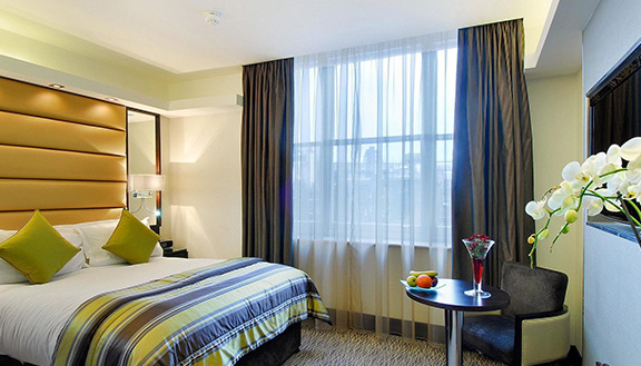Marble Arch Breakfast Inclusive Package